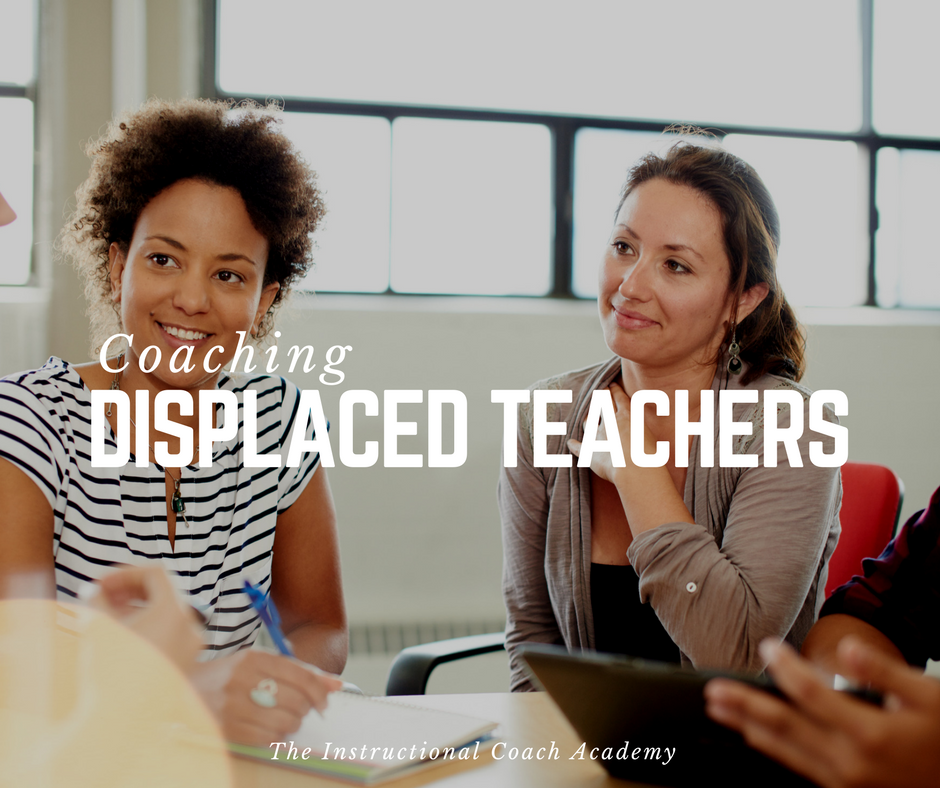 The Anxieties of Coaching Displaced Teachers