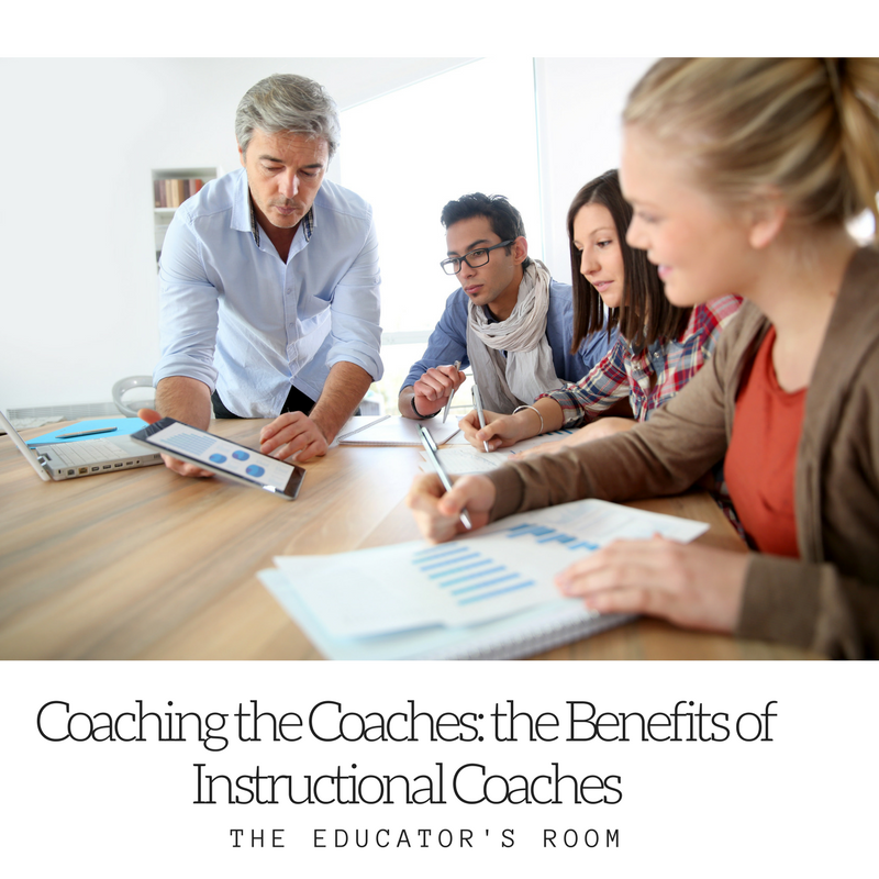 Coaching The Coaches The Benefits Of Instructional Coaches The
