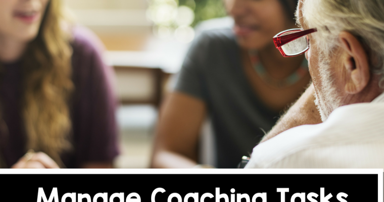 Manage Coaching Tasks with Google Tools