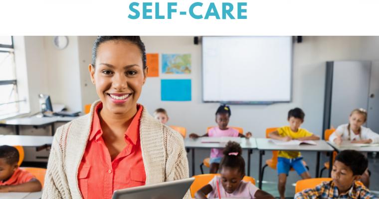 The Coach's Role in Teacher Self-Care